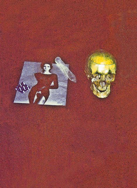Os medos/Les pors/Los miedos/Fears: VIII. Boceto para impresión.