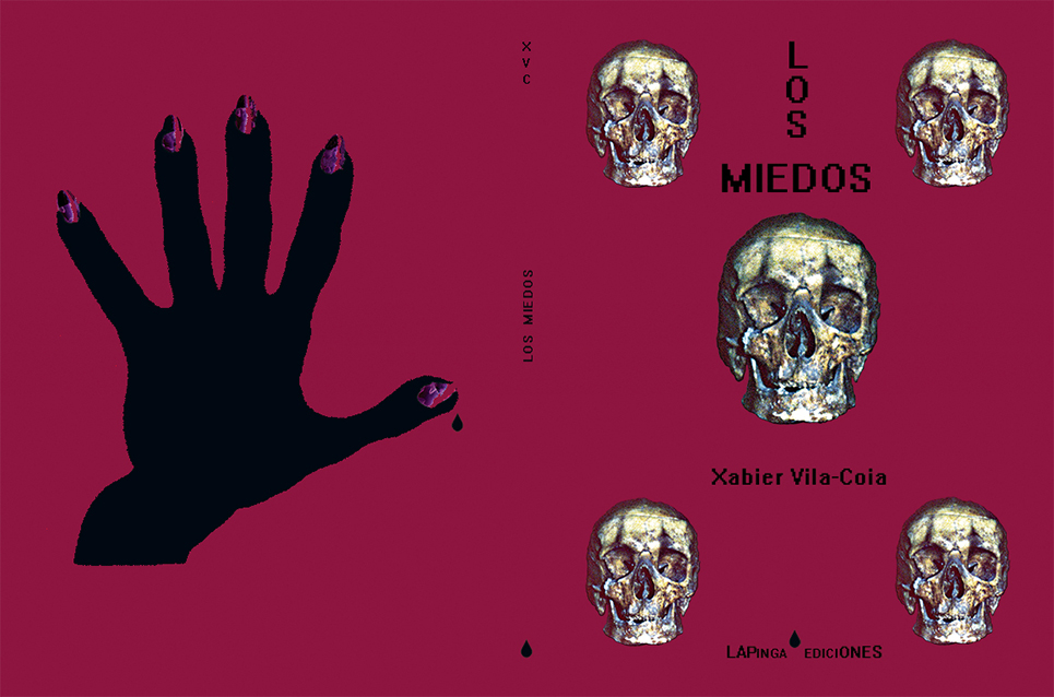 """""""Los miedos"""": Cubierta completa definitiva."""