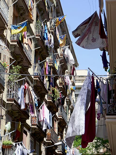 La Barceloneta, Ciutat Vella, Barcelona, 17/05/2017.