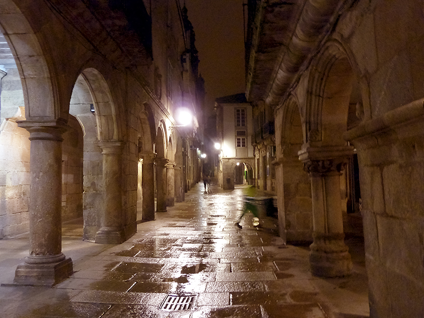 Rúa Nova, Compostela, 07/05/2016.